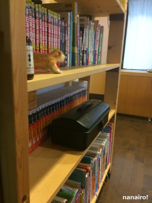 DIYの本棚