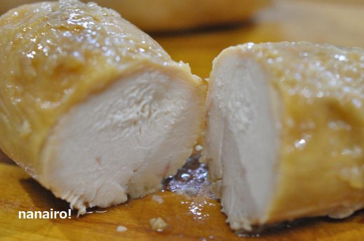 醤油麹鶏ハム